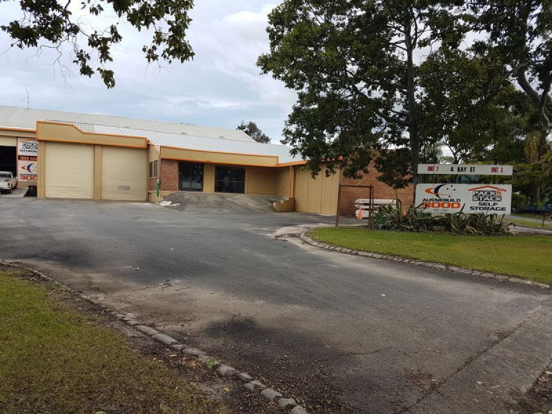 Large Factory Close to Town - Tenanted Investment
