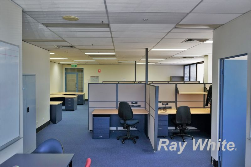 113sqm* - 198sqm* OFFICE WITH AMPLE PARKING