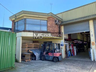 320sqm - Warehouse + HUGE Storage Mezzanine and Yard