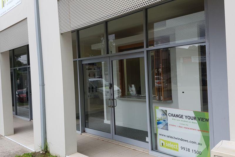 IMMACULATE SHOWROOM/OFFICE IN BROOKVALE