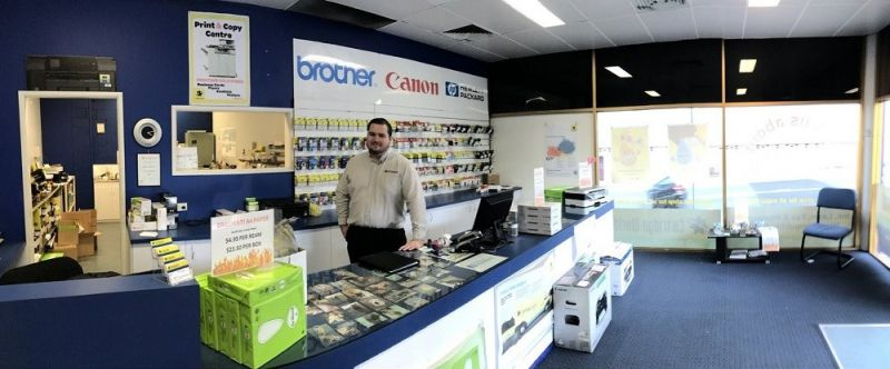CARTRIDGE WORLD IPSWICH – ONE OF THE LARGEST TERRITORIES FOR THIS FRANCHISE