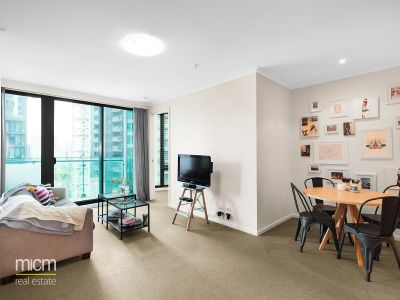 One Bedroom Plus Study In the Heart of Lively Southbank
