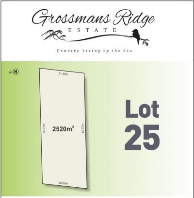 Lot 25/460 Grossmans  Road, TORQUAY