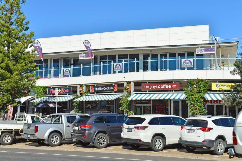 Coolum Beach Retail