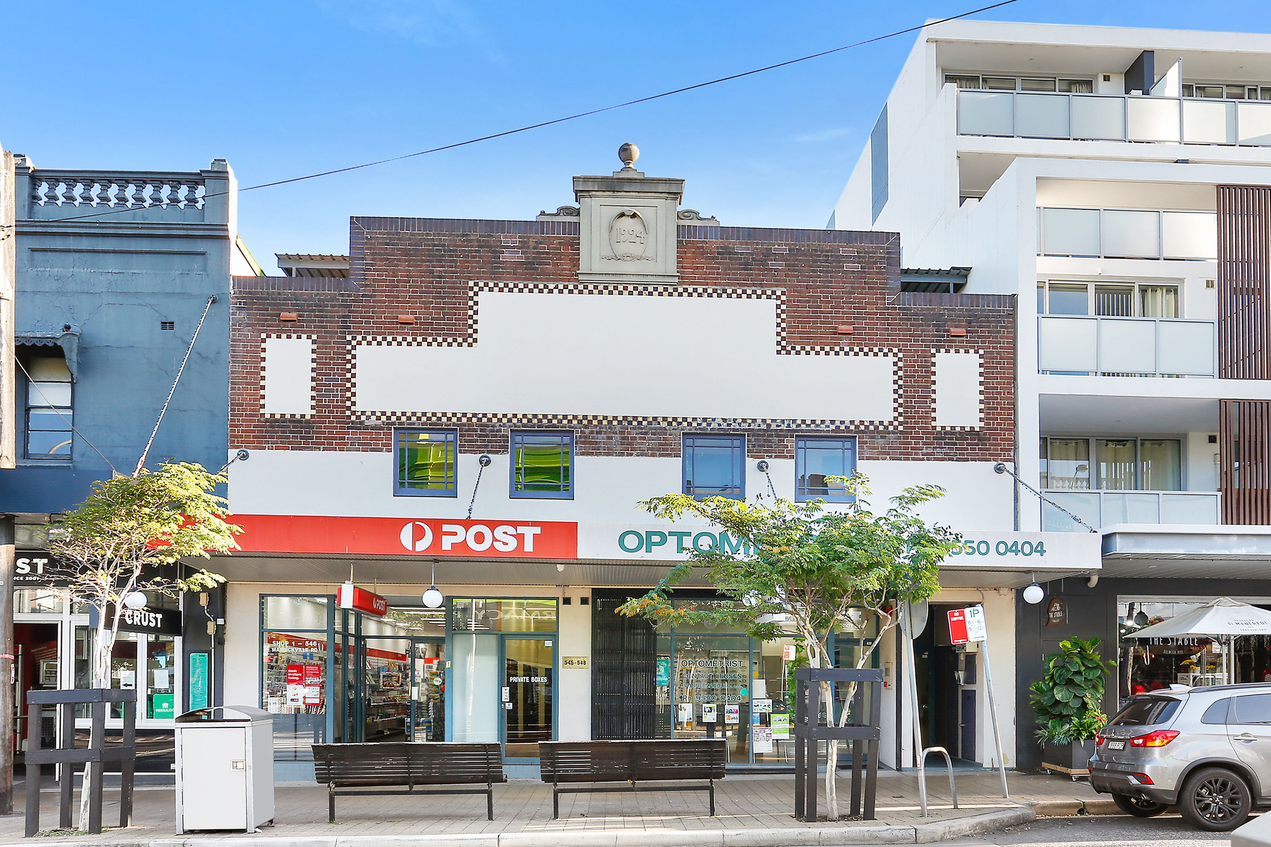 8/546-548 Marrickville Road, Dulwich Hill