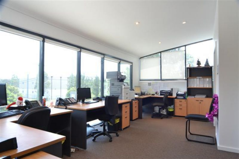 STYLISH OFFICE AND WAREHOUSE