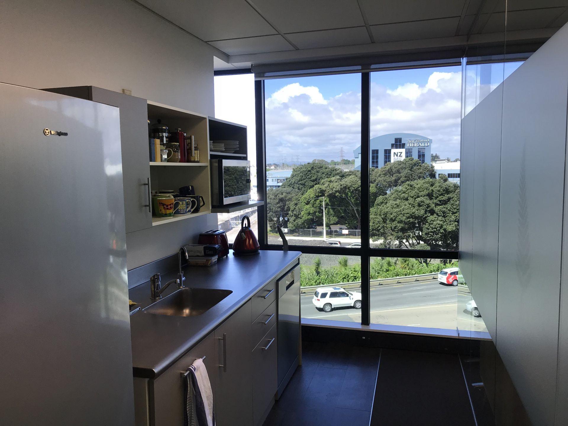Unique Modern Office Suite