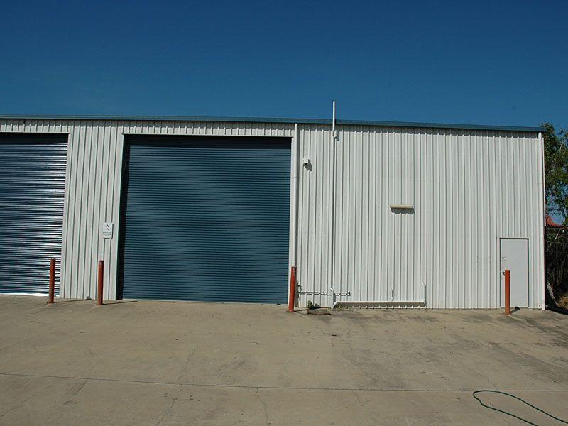 Northside Industrial Park Shed 4B Lease
