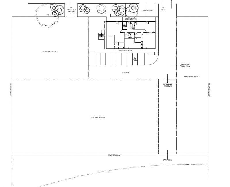 Ample Hardstand, Storage & Office Suites on Offer