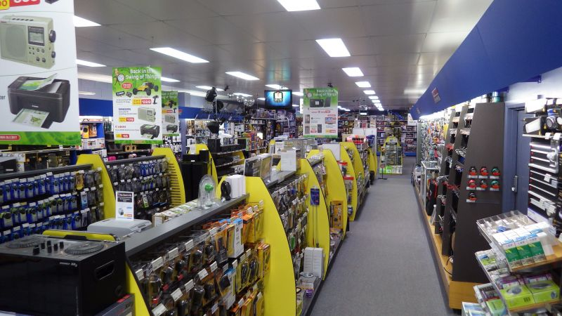 Consumer & Hobby Electronics Retailer