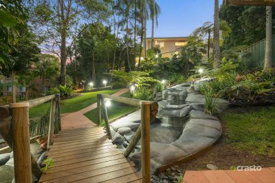 Immaculately Presented Home with Privacy and Tropical Gardens
