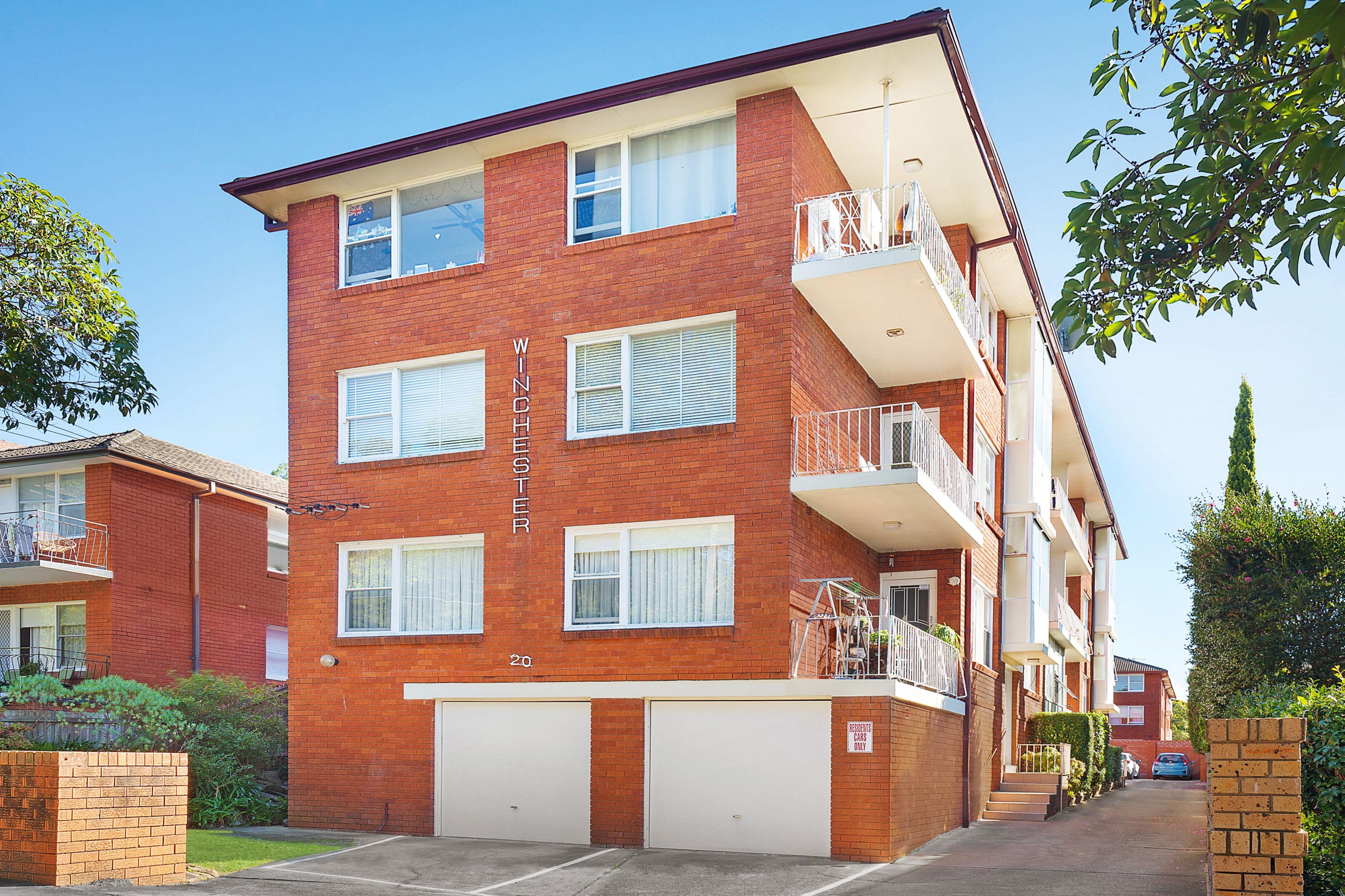 11/20 Orpington Street, Ashfield NSW 2131