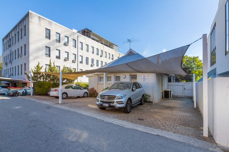 West Perth Best Consulting Rooms with Future Development Potential