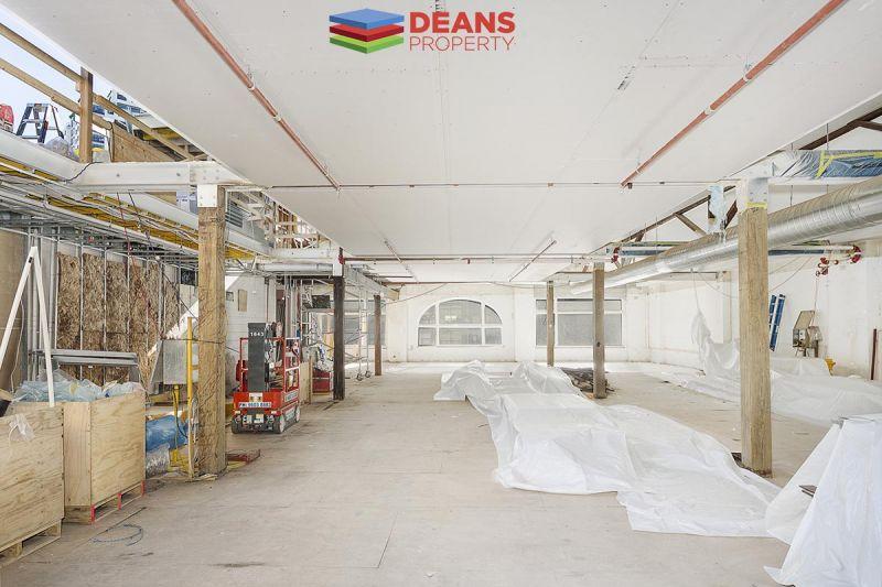 Combined Floors - Refurbished Space - Coming Soon !