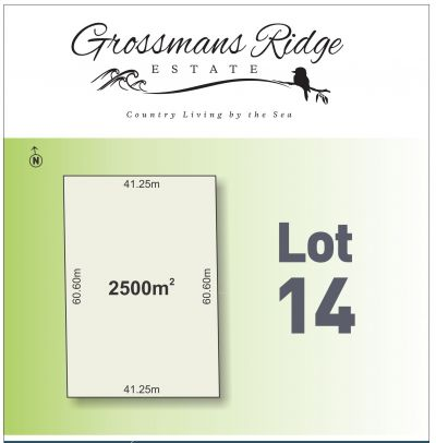 Lot 14/460 Grossmans Road, BELLBRAE