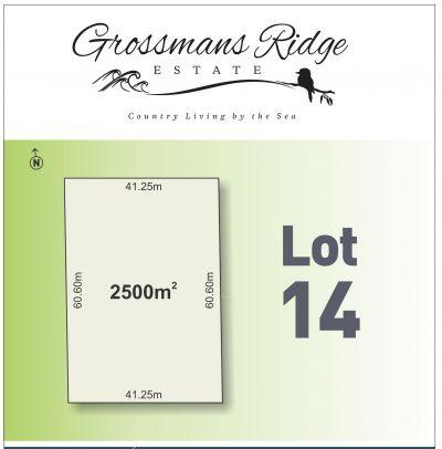 Lot 14/460 Grossmans Road, BELLBRAE