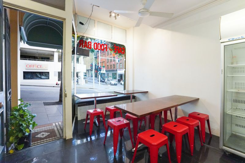 MULTI STOREY CBD TERRACE INCLUDING RESTAURANT FIT OUT