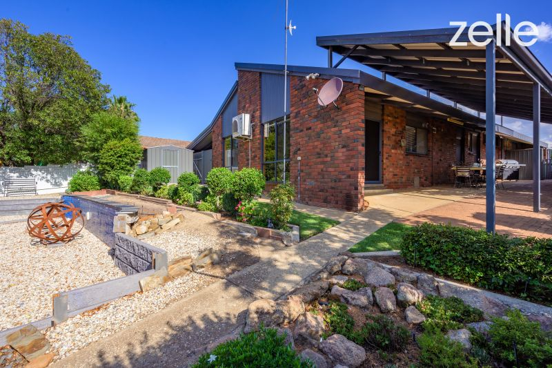 Fastidiously presented home in prime East Albury location.