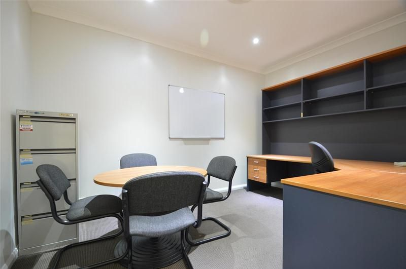 Professional Offices With Storage
