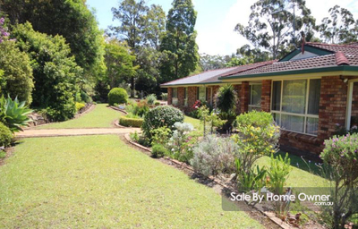 5 bed house on 1 hectare of land near Port Macquarie