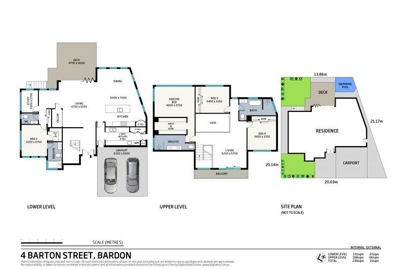 4 Barton Street Bardon 4065
