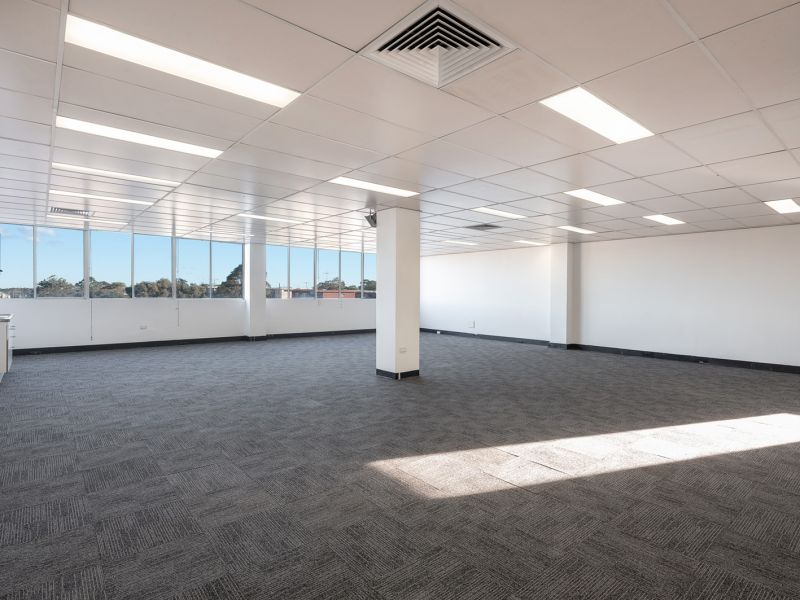 Clean, Flexible Office Space with Plenty of Natural Light