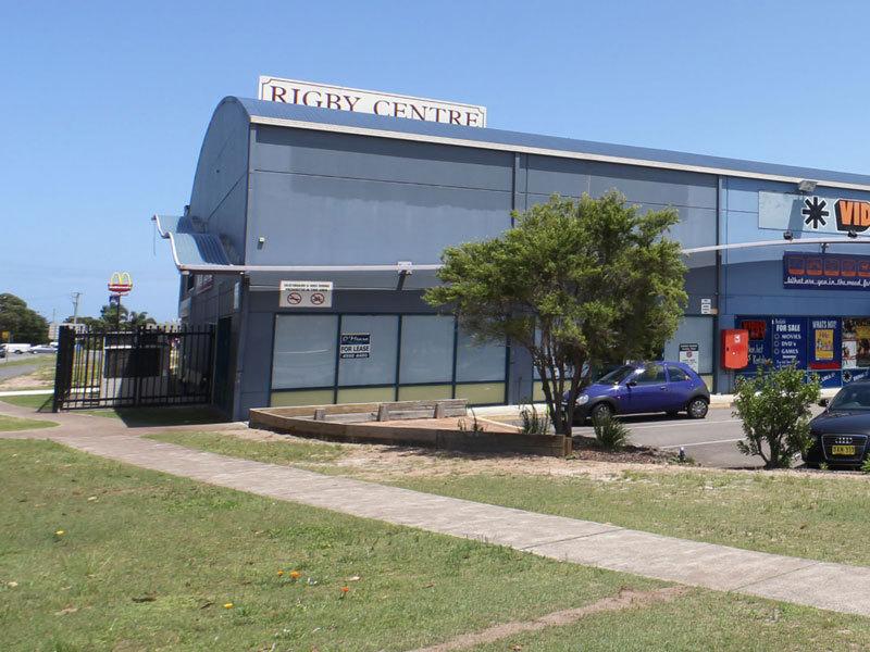 Rigby Centre - Premium frontage