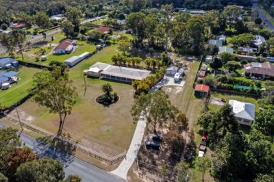 Unique opportunity for peaceful living on 2 acres