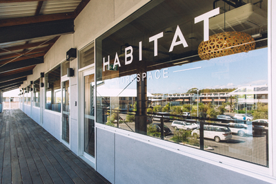 Habitat Workspace - A new way to live, work & play
