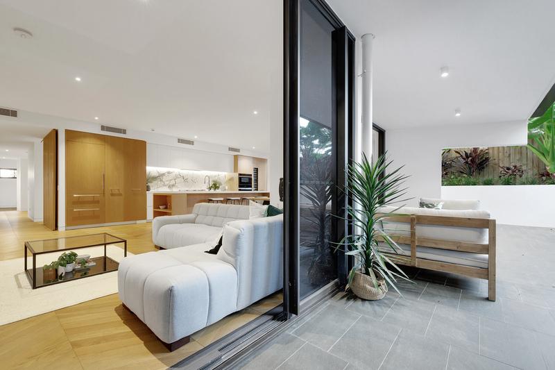 Opulent Courtyard Residence