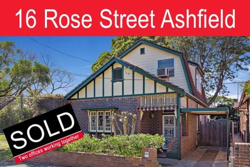 S Woodburne   Rose St Ashfield