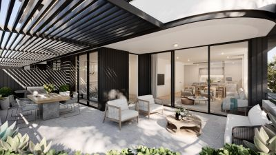 ENTERTAIN IN STYLE AND COMFORT, INDOORS AND OUT -  PENTHOUSE APARTMENTS