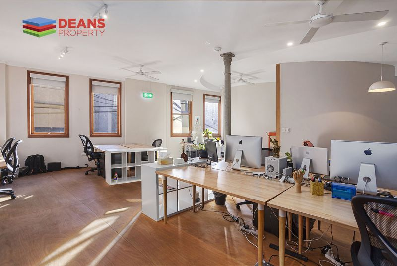 Motivated Landlord! Price Reduction for a Unique Creative in Chippendale