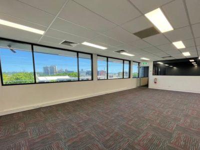 OPEN PLAN FIRST FLOOR OFFICE!