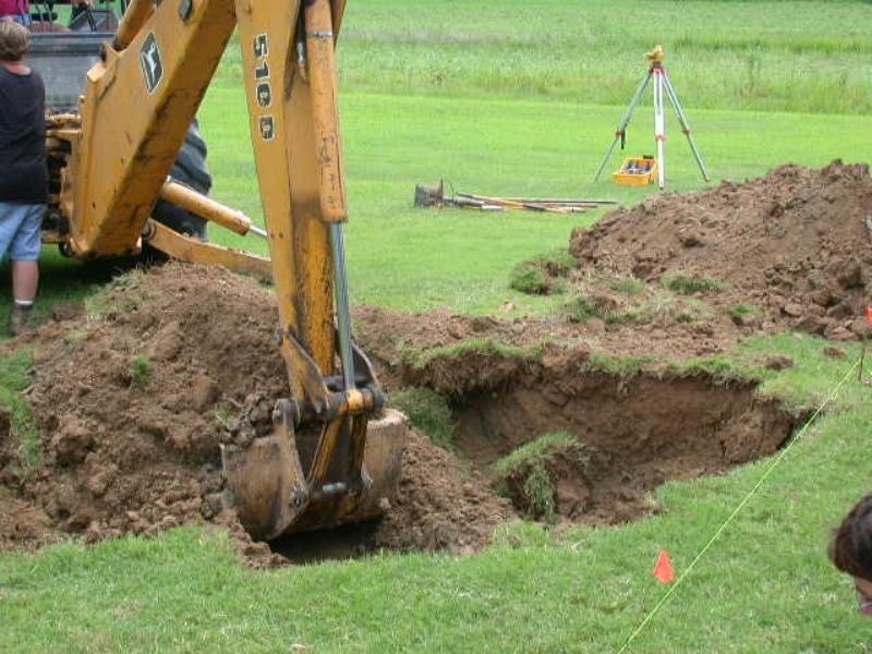 Huge returns on this excavation / demolition business.