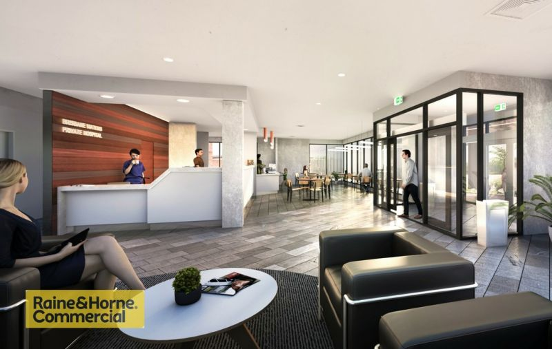 New Cafe with full fit out -  Brisbane Waters Private Hospital