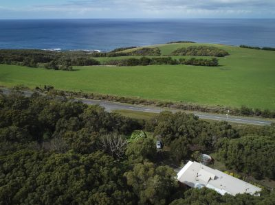 10 ACRES WITH GREAT OCEAN ROAD FRONTAGE
