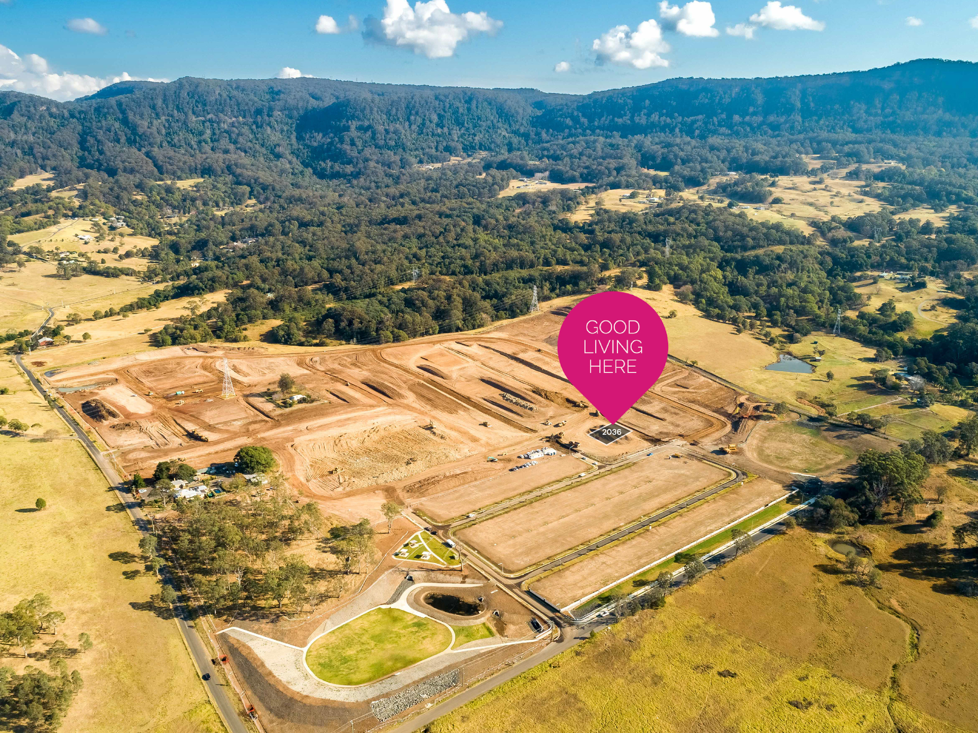 Kembla Grange Lot 2036 Proposed Road Kembla Grange Estate