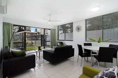 2 Bedroom Beachside Furnished Apartment