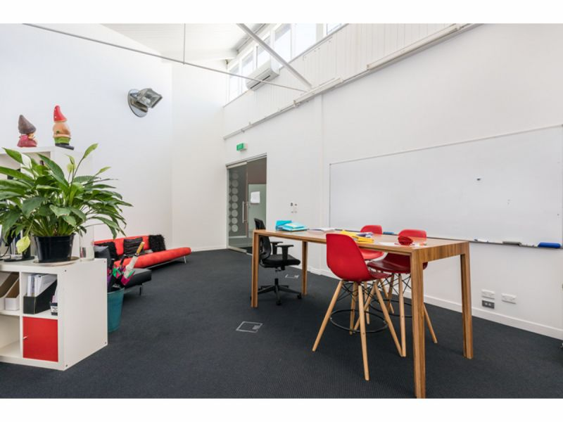 Several tenancies available in Desirable Woolstore Building