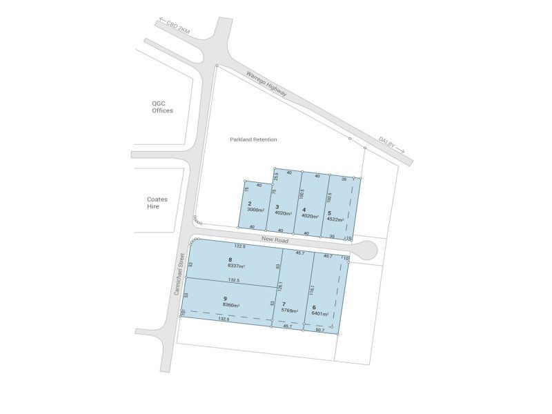 Zoned Industrial with further Subdivision Potential - 5Ha