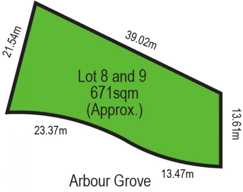 8 and 9 Arbour Grove Belmont