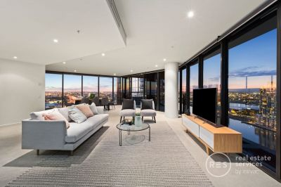 Stylish, sophisticated and luxuriously spacious with stunning views