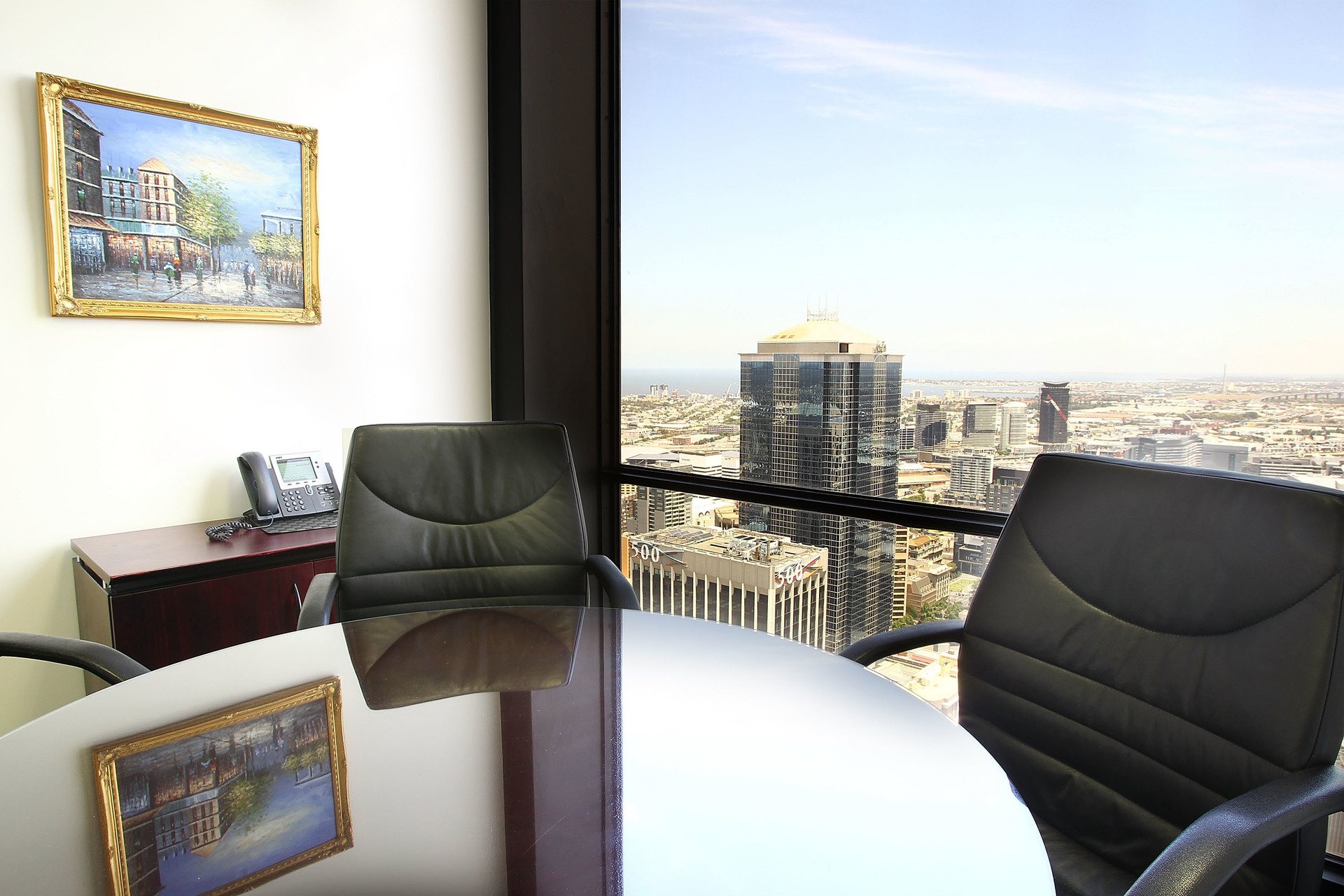 IMPRESSIVE VIEWS OFFICES SPACE WITH MODERN EQUIPMENT AND FACILITIES