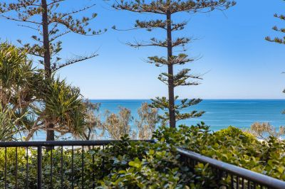 Beach Front Apartment with Dual Income
