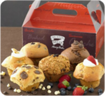 Bakery Cafe Muffin Break Franchise Melbourne's East - Ref: 16010