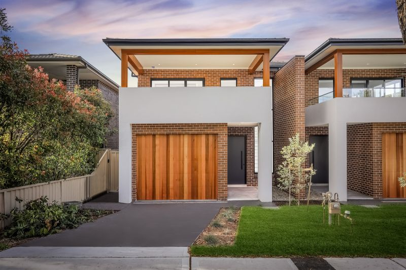 Brand new family duplex of superior style and quality