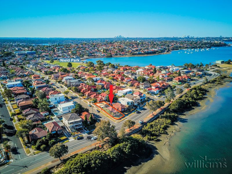 A Prime Waterfront Opportunity with Forever Views