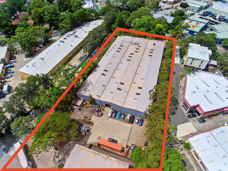 PREMIUM REFUBISHED INDUSTRIAL SPACE WITH HARDSTAND