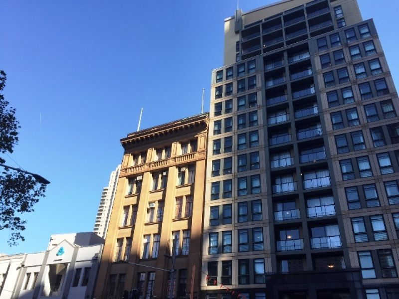 George Street Office For Lease 13-70sqm